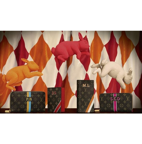 10 праздничных витрин: Робот в Agent Provocateur, цирк в Louis Vuitton и другие. Изображение № 72.