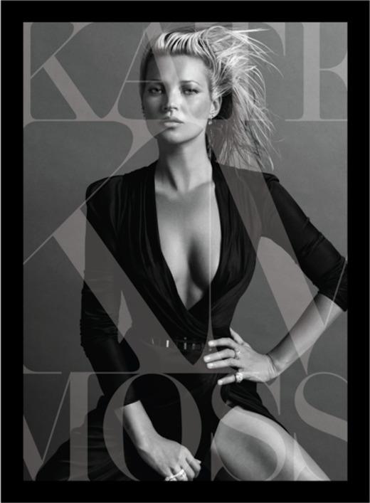 Кейт Мосс выпустит книгу о тяжелой работе модели. Изображение № 2.