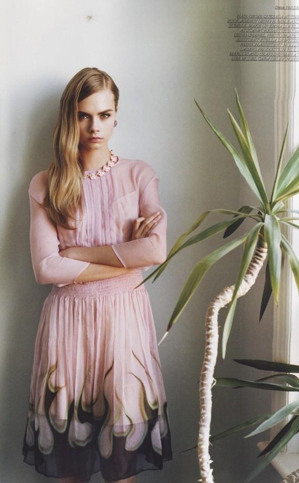 Съёмки: Elle, Vogue и другие. Изображение № 29.