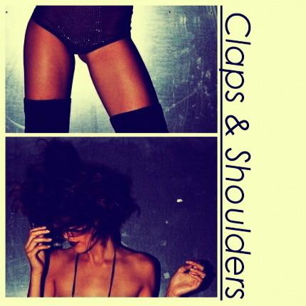 Podcast Antoni (Ce Je) - Claps & Shoulders. Изображение № 1.