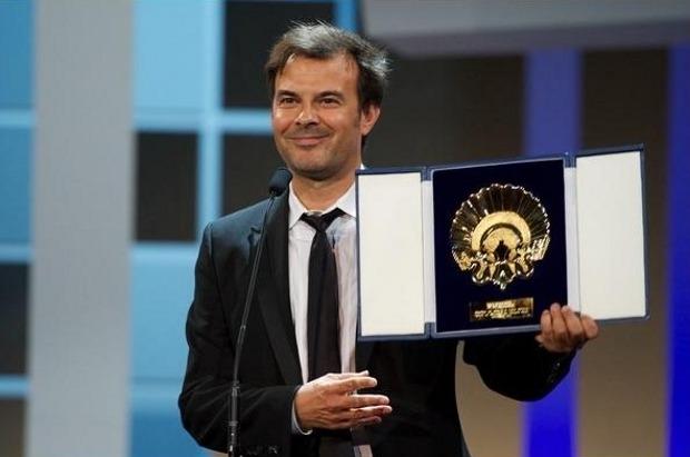 Франсуа Озон с «Золотой ракушкой». Изображение № 1.