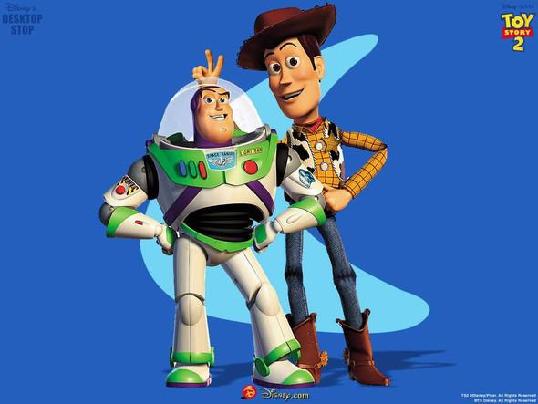 Toy Story 3: бесконечность непредел!. Изображение № 1.
