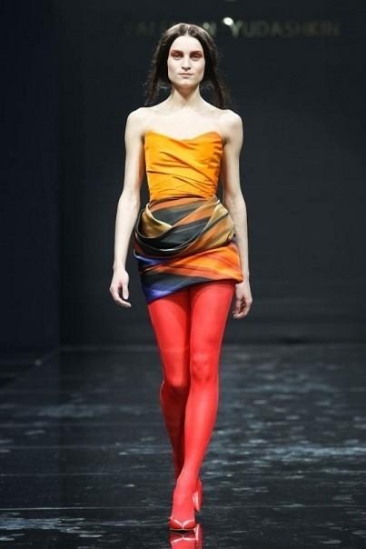 Изображение 11. Volvo Fashion Week. День 1. Valentin Yudashkin fall-winter 2011/12.. Изображение № 11.