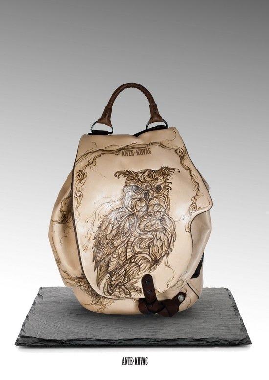 Как создавался бренд. Ante Kovac - сумки с картинками. . Изображение № 3.