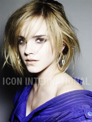 Emma Watson for Sunday Times Style Magazine (December 2008). Изображение № 9.