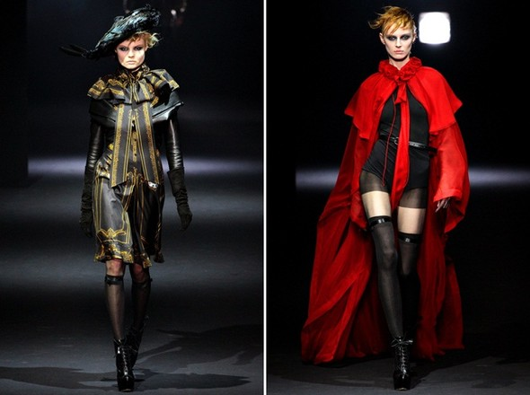 Показы Paris Fashion Week FW 2012: День 6. Изображение № 9.