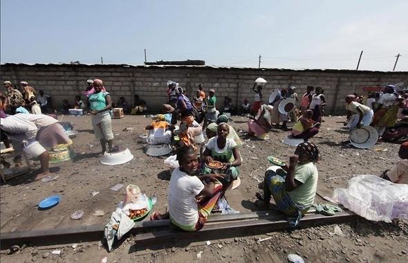 Изображение 5. Рыночные девушки из Ганы.. Изображение № 5.