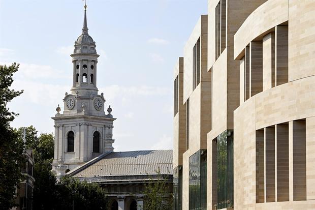 Здание Университета Гринвича / Heneghan Peng Architects. Изображение № 32.