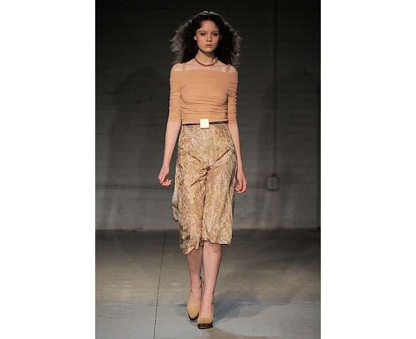 Неделя моды в Нью-Йорке: первые показы. Изображение № 54.