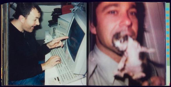20 фотоальбомов со снимками «Полароид». Изображение №215.