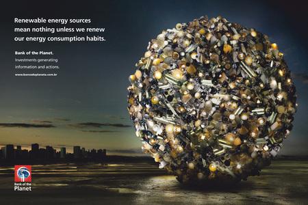 """Рекламная кампания отNeogamaBBH – """"Bank ofPlanet"""". Изображение № 3."""