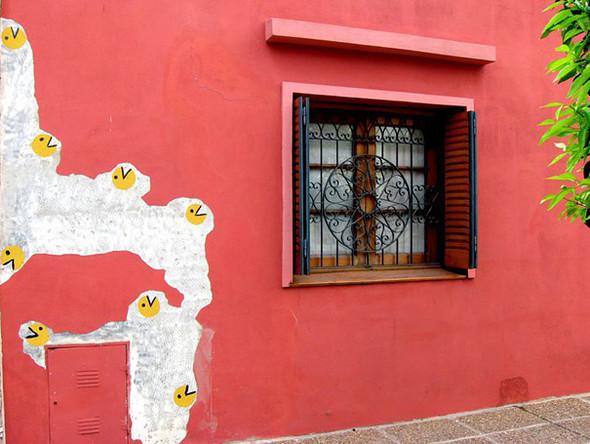 Большая коллекция уличного искусства. Изображение № 16.