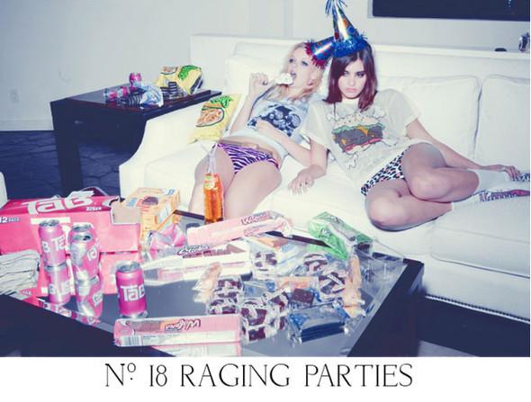 Lauren Ward дляWildfox couture. Изображение № 19.