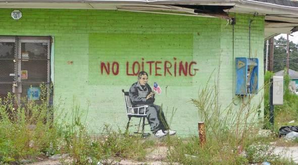 Изображение 14. Banksy (уличная мышь – герой).. Изображение № 14.
