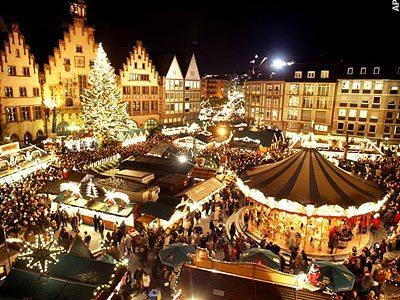 Лучшие рождественские ярмарки Европы. Изображение № 8.
