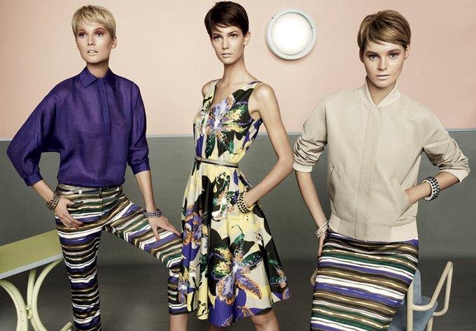 Max Mara, Prada и другие марки выпустили новые кампании. Изображение № 63.
