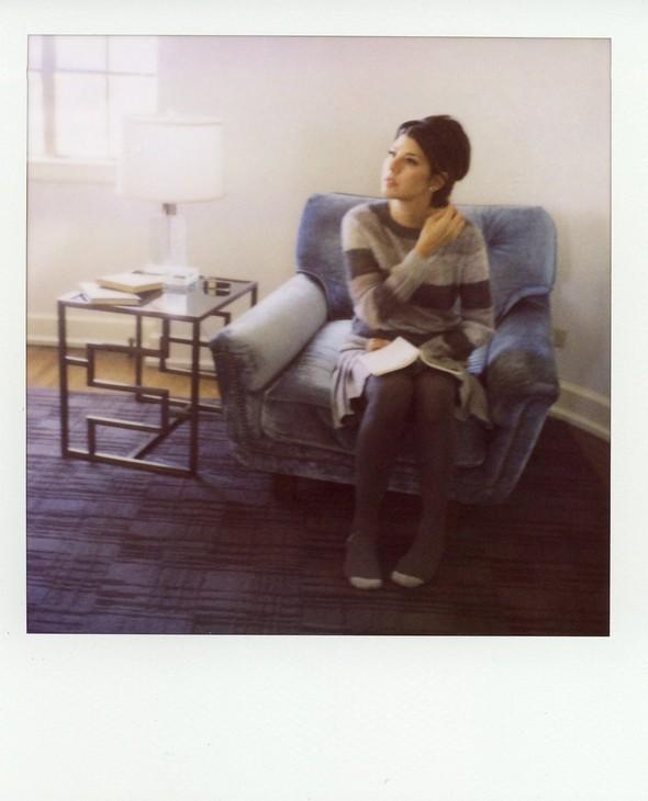 Scott Sternberg, старый поляроид иголливудские актрисы. Изображение № 16.