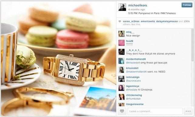 Так выглядело первое рекламное объявление в Instagram. Изображение № 1.
