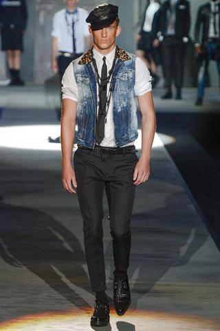 Неделя мужской моды в Милане: День 4. Изображение № 8.