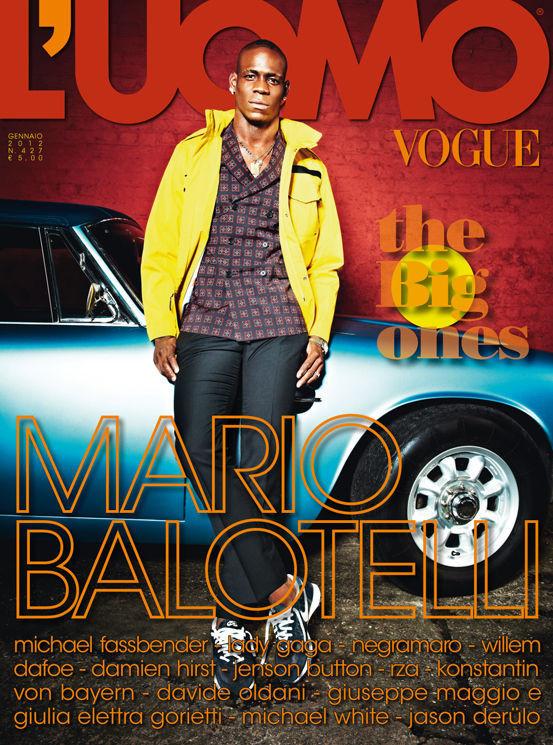 Обложки: L'Uomo Vogue и Black. Изображение № 1.