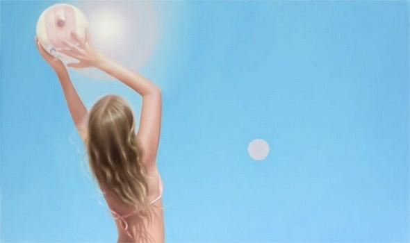 Солнечная живопись Каси Домански. Изображение № 14.