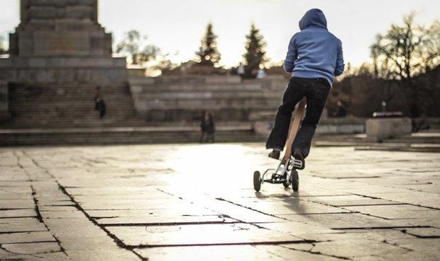 Создатели 5 странных байков о том, зачем изобретать велосипед. Изображение № 7.