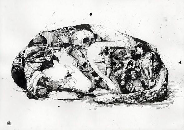 Изображение 5. Иллюстратор: Симон Прадес.. Изображение № 5.