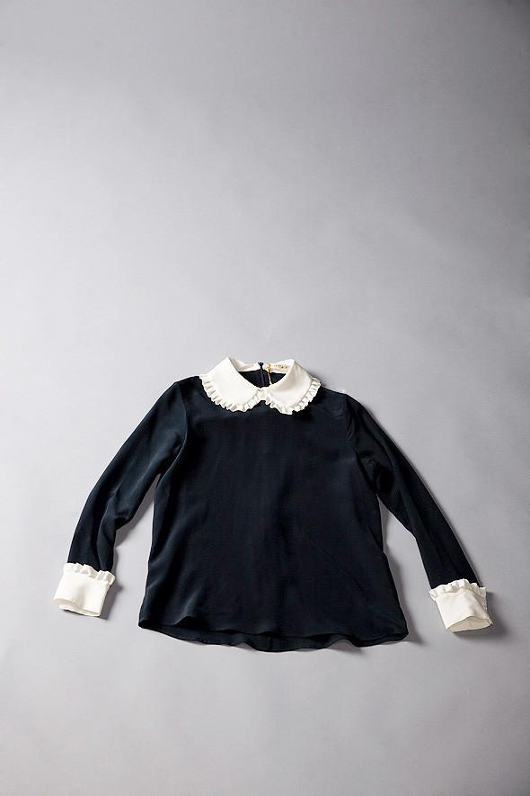 Вещь дня: блузка Vivetta. Изображение № 5.