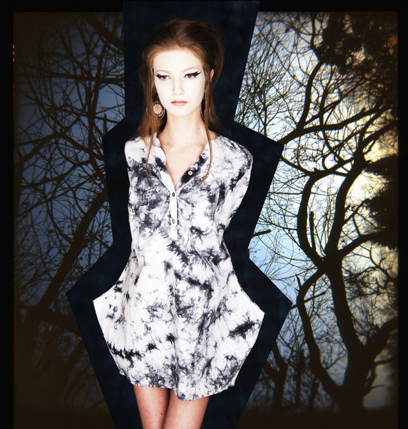 Fashion съемка одежды секонд - хенд. Изображение № 25.