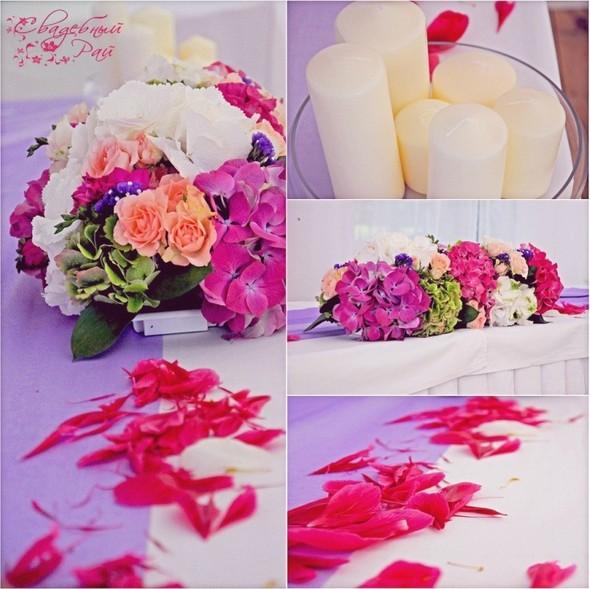 Цвет свадебного дня или праздник длиною в жизнь. Изображение № 29.