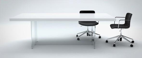 Минималистичный стол. Изображение № 2.