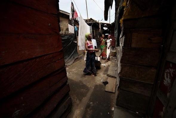 Изображение 23. Рыночные девушки из Ганы.. Изображение № 23.