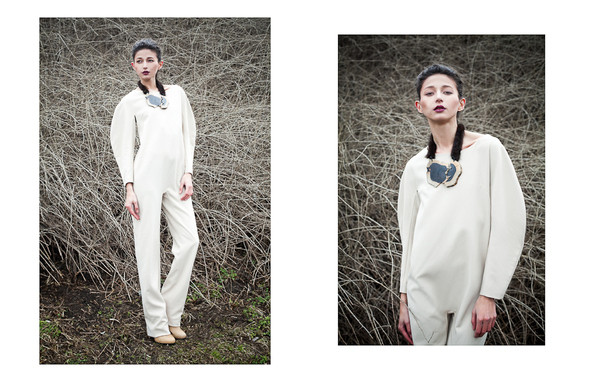 Изображение 10. Lookbook Kamenskayakononova f/w 2011/2012.. Изображение № 10.