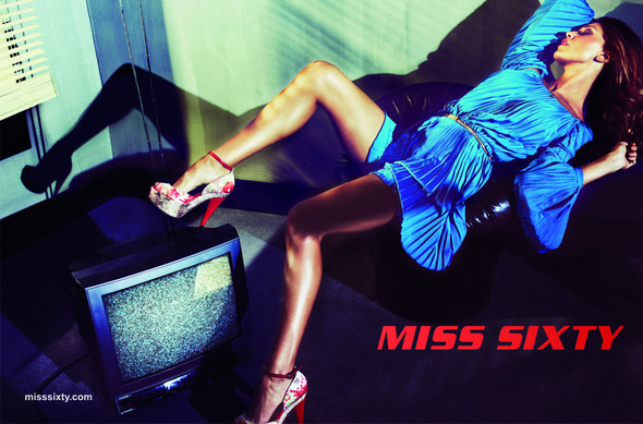 Кампания: Miss Sixty SS 2012. Изображение № 3.