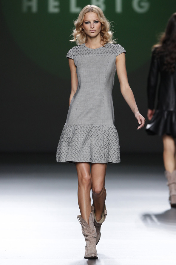 Madrid Fashion Week A/W 2012: Teresa Helbig. Изображение № 7.