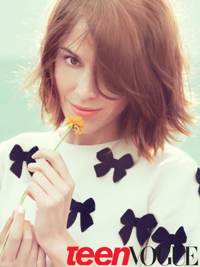 Съёмка: Алекса Чанг для Teen Vogue. Изображение № 3.