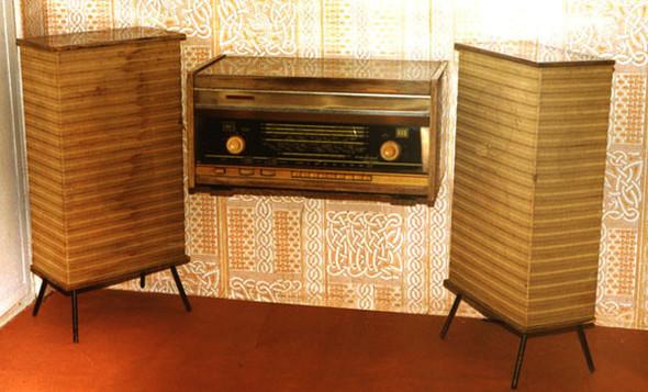 Радиоприемники в стиле ретро. Изображение № 24.