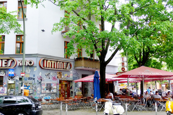 Дневник из Берлина: Пляжи в городе, велосипедные гонки, биеннале и свобода. Изображение №16.