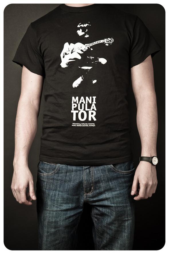 MANIPULATOR T-Shirt. Изображение № 5.