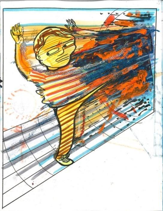 Комикс «Кроличья нора». Изображение № 6.
