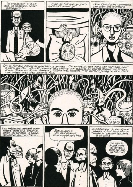 David B– комиксы изФранции. Изображение № 4.