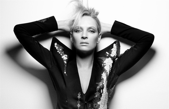 Another Uma Thurman by Craig McDean. Изображение № 7.