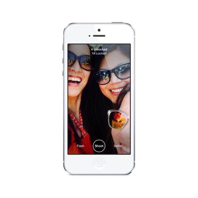 Разработчики Facebook выпустили аналог Snapchat . Изображение № 2.