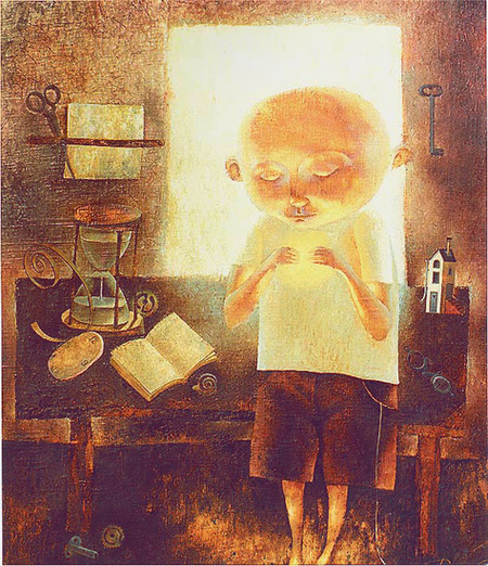Наивная живопись Светланы Румак. Изображение № 42.