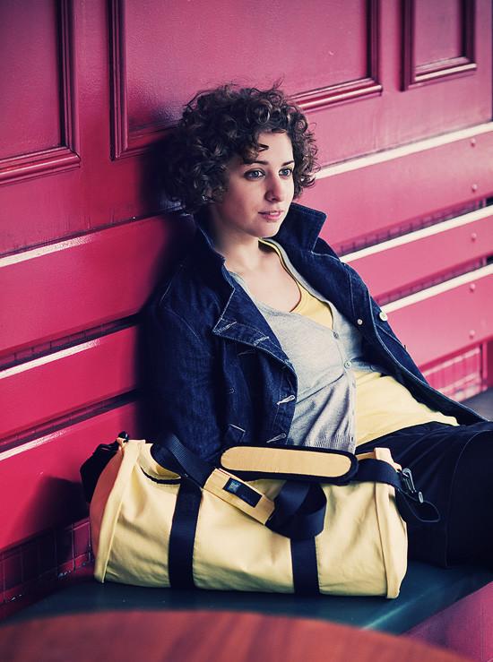 Фитнес-сумки от HalfBag. Изображение № 18.