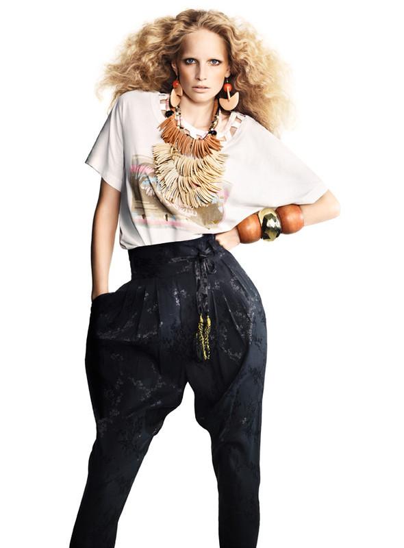 H&M Lookbook Spring 2010. Изображение № 22.