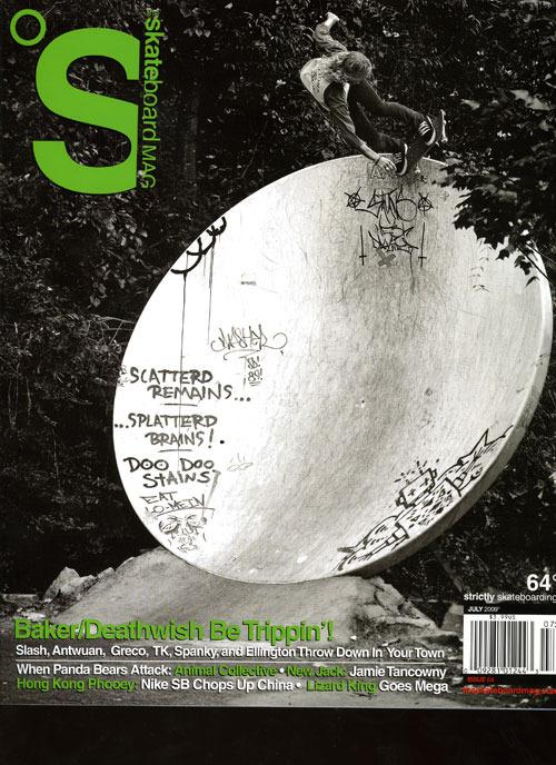 Крис Пастрас vs. Дейв Свифт: как начинался The Skateboard Mag. Изображение № 3.