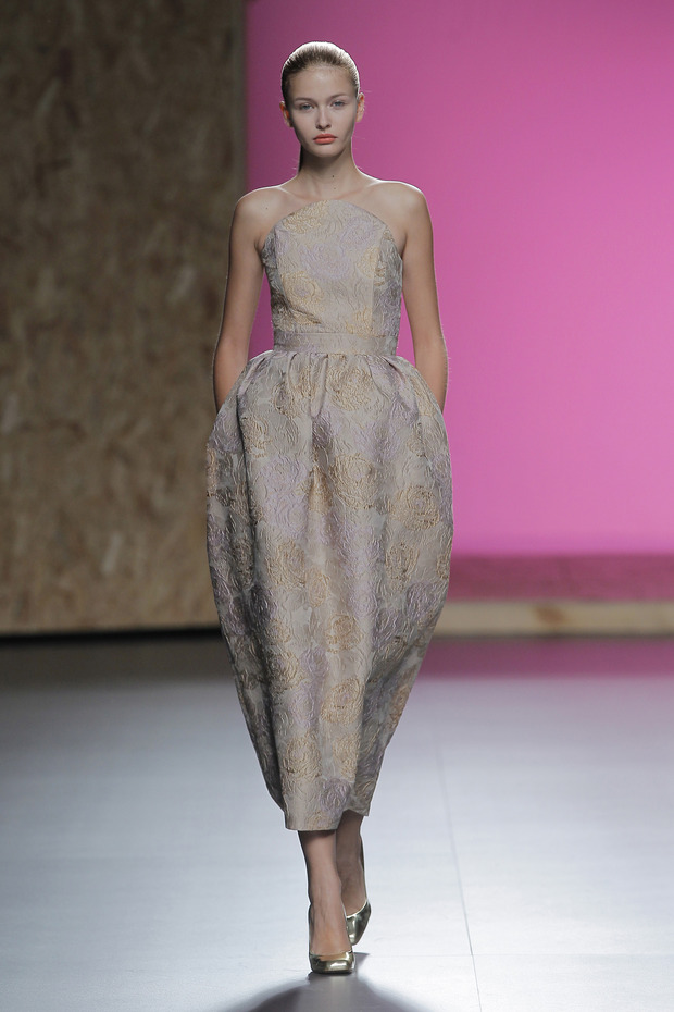 Madrid Fashion Week SS 2013: DUYOS. Изображение № 24.
