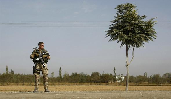 Афганистан. Военная фотография. Изображение № 332.