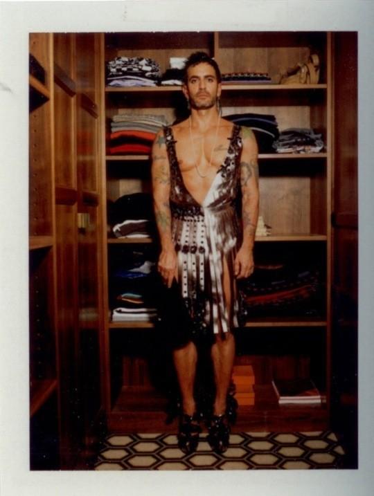 Изображение 5. Съемка: Марк Джейкобс в Industrie.. Изображение № 5.